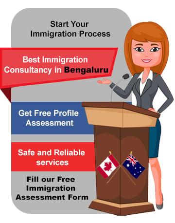 Immigration Consultants in Bangalore | Visa Consultants in
