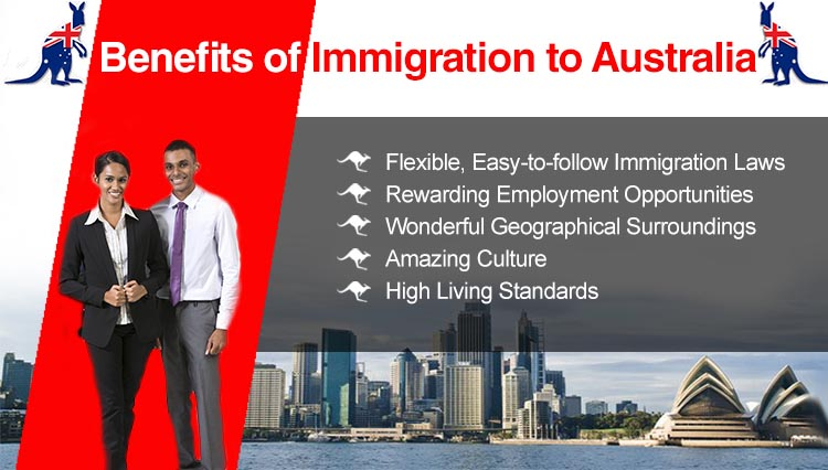 Benefits of Immigration to Australia