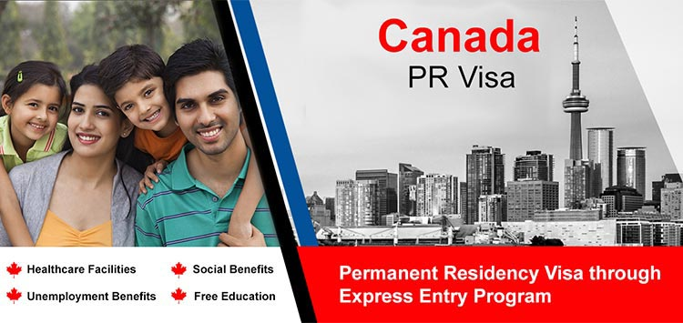 Apply Canada PR Visa | PR Visa Application and Process