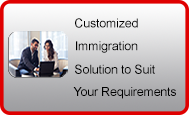 Customized Immigration