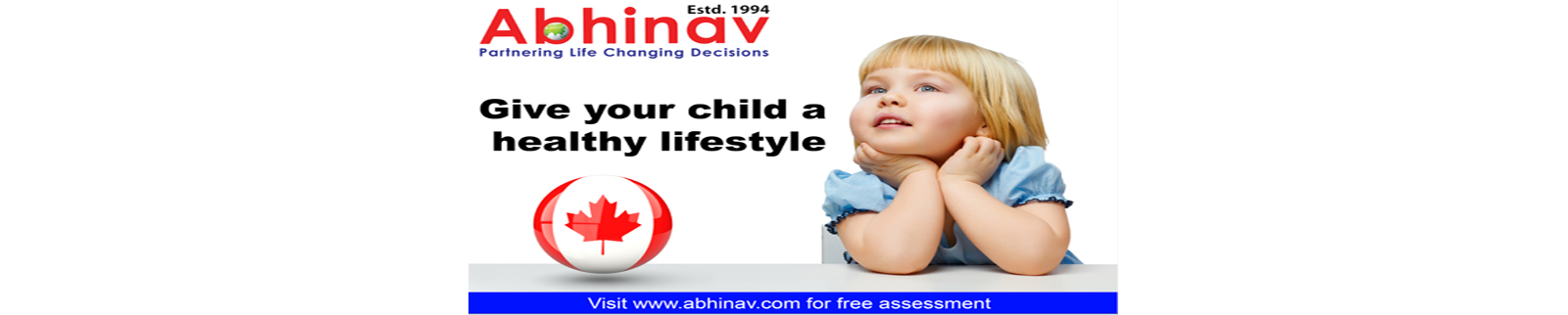 Give Your Child A Healthy Life Style