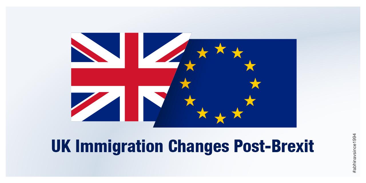 UK Immigration Changes Post-Brexit