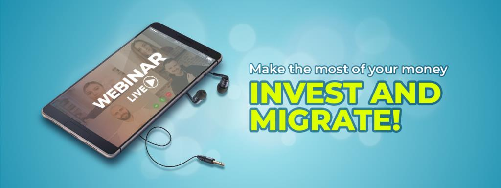 invest and migrate