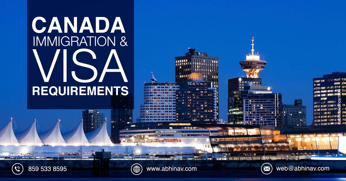 Canada PR Requirements for Indians - Fees, Documents Required