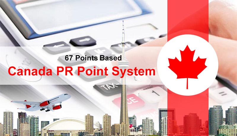 Canada PR Points Calculator