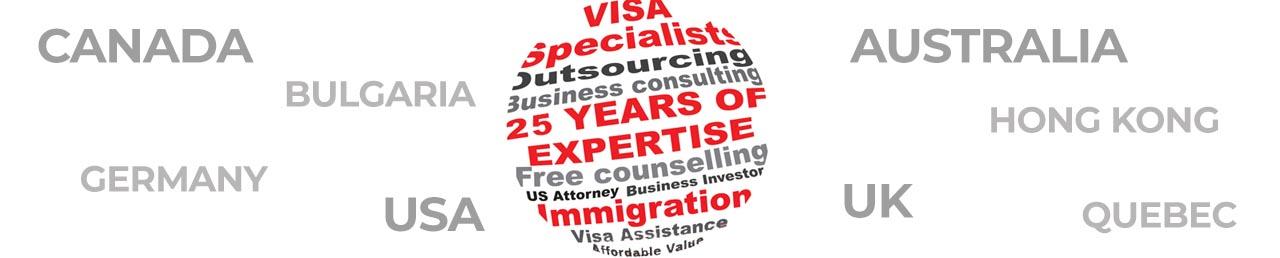 Immigration Visa Specialist