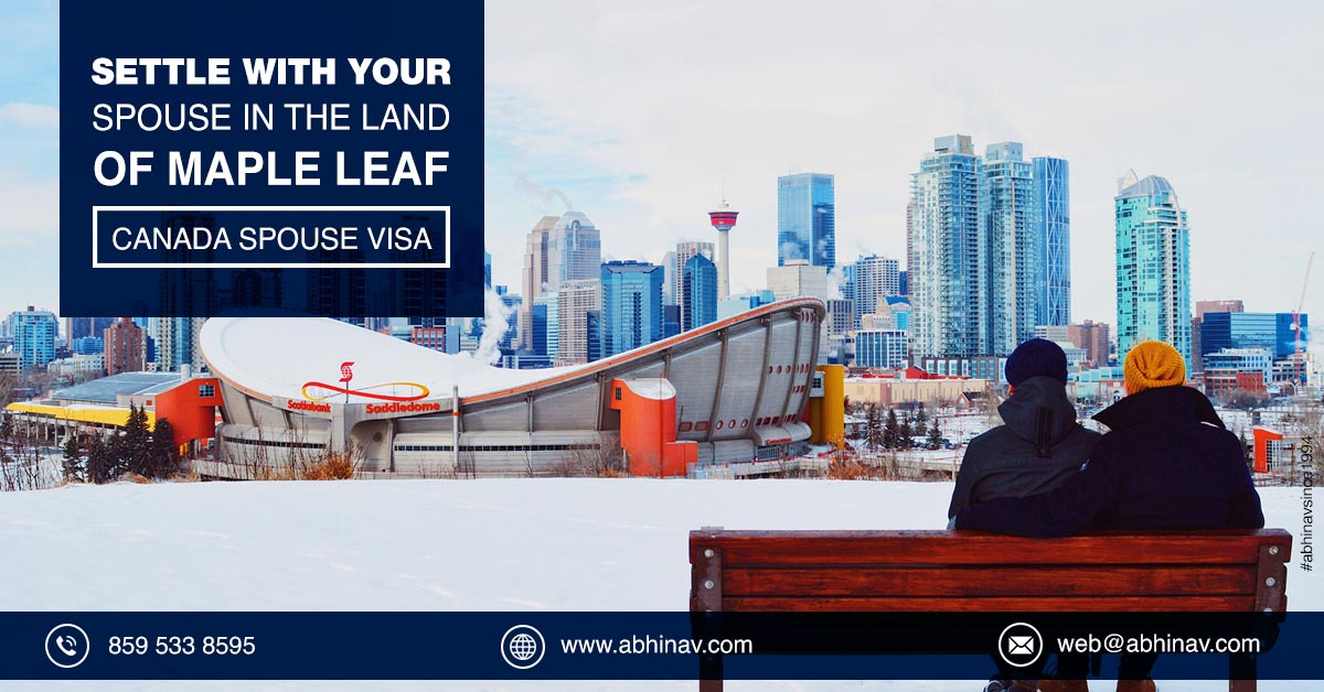 Spouse Visa Canada Requirements | Spousal Sponsorship Canada