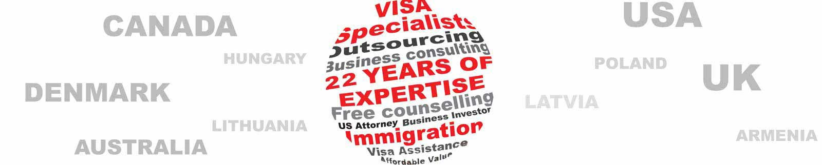 Immigration Visa Specialist