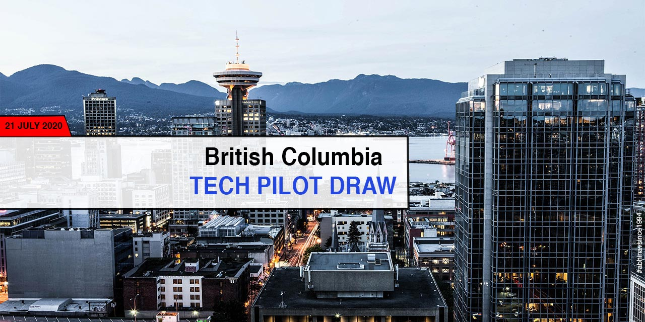 BC Tech Pilot Draw invites 62 applicants