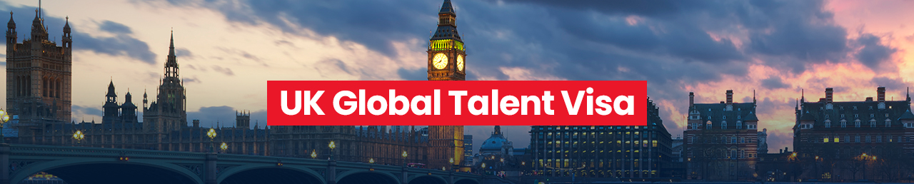 Global Talent Visa UK