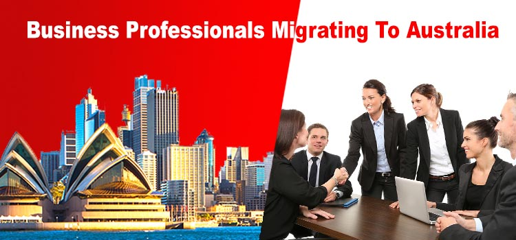 Business Professionals Migrating to Australia