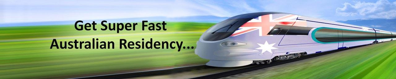 Get Super Fast Australian Residency