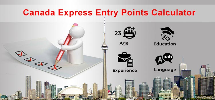 Canada Express Entry Point Calculator