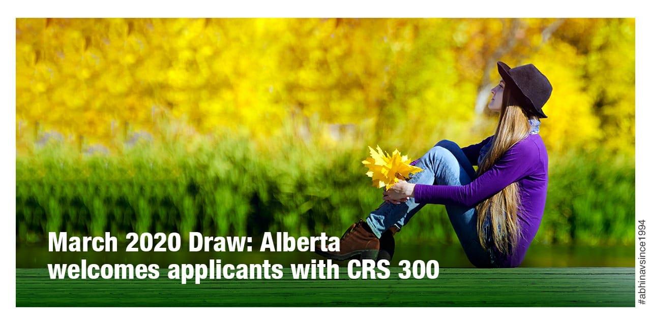 Alberta CRS 300