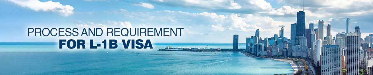 L-1B Visa Requirement