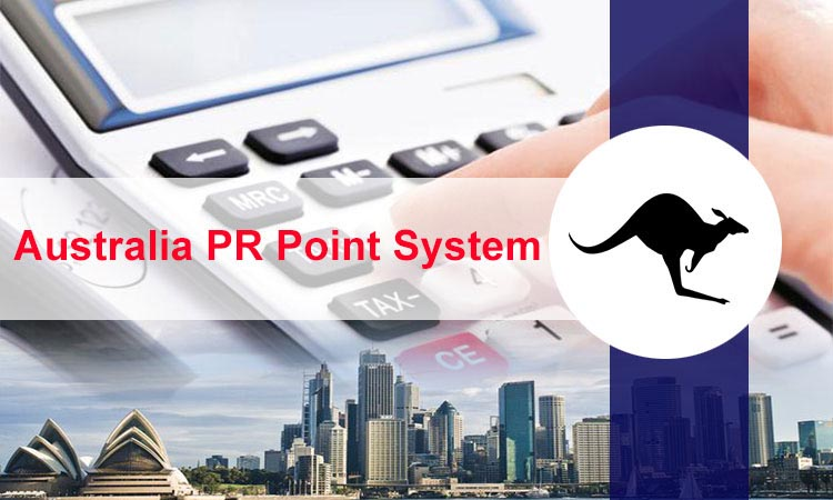 Australia PR Points Calculator System