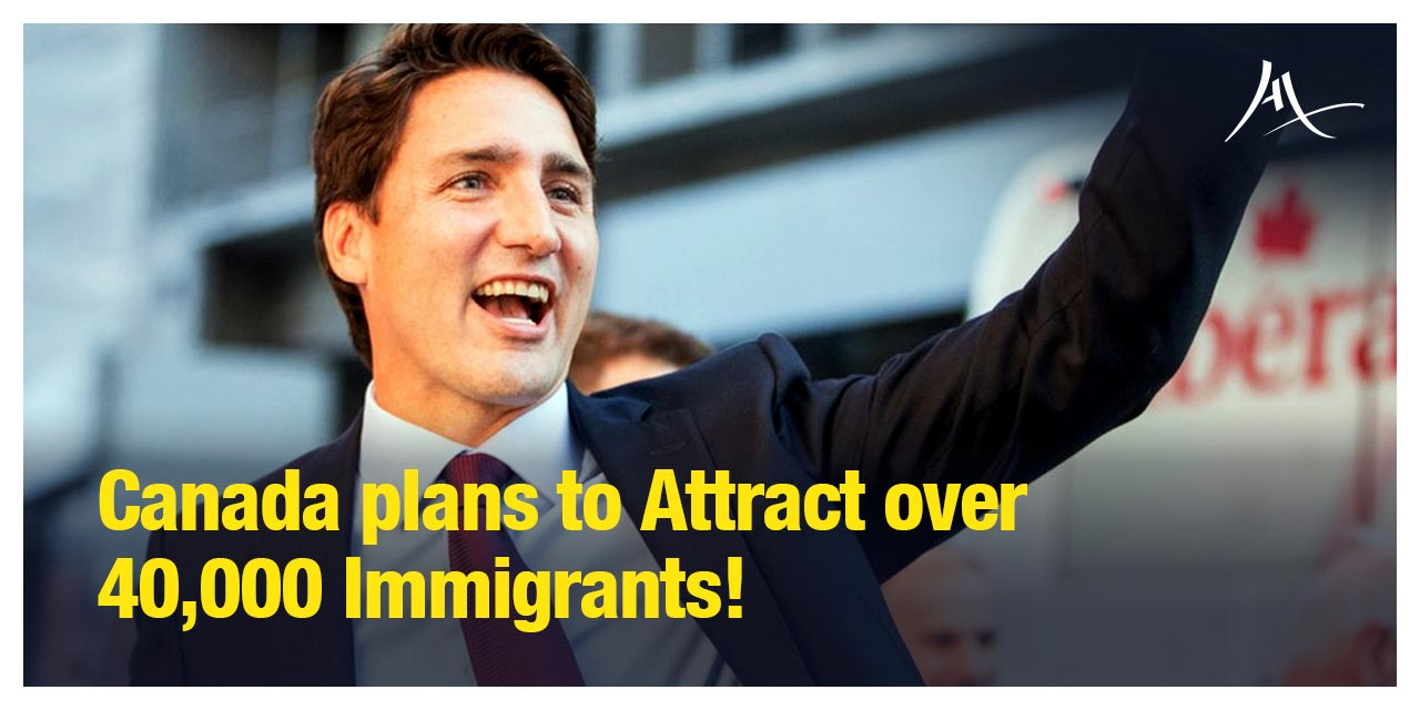 Canada declares New Immigration Levels